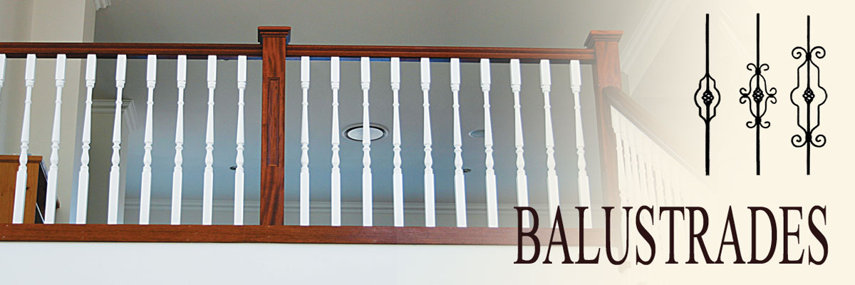 balustrades by Ideal Stairs