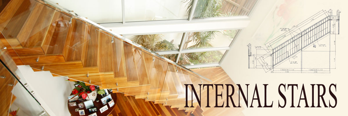 internal stairs by Ideal Stairs